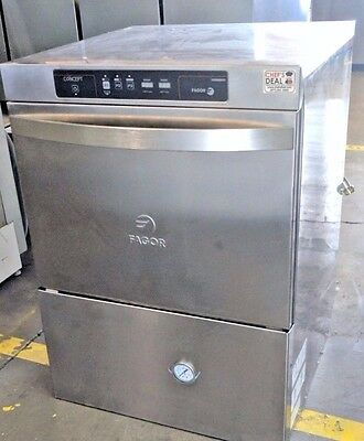 Fagor - CO-502W - Evo Concept High Temp Undercounter Dishwasher