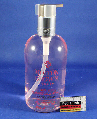 Molton Brown Handwash Pomegranate & Ginger 300ml Neu/New