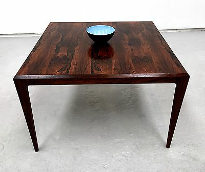 A vintage danish rosewood coffee table by  johansen andersen. DELIVERY AVAILABLE