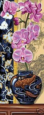 Royal Paris Tapestry Canvases - Orchid Vase