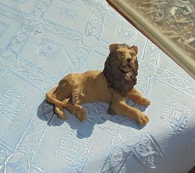 Resin Lion * Made in China
