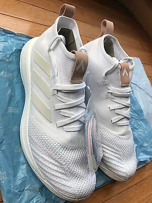 best sneakers ac40a 93aba New Mens Adidas x Kith Flamingo Ace 17.1 TR Hybrid, White Size 10
