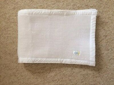 Safe Dreams Cot Wrap/ Breathable Cot Bumper 2 Sided