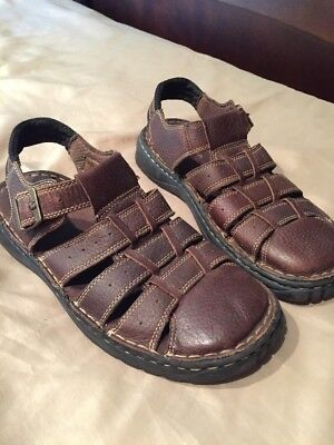 Men's Sandals Size 11 Leather Earth Shoe