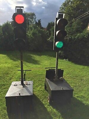 Pike XL Multiphase Traffic Lights XL869