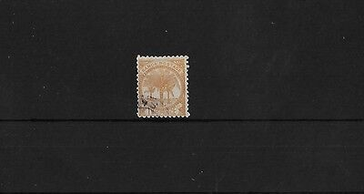 SAMOA SG36, 2d PERF 12 X 11½, WMK 4MM, GOOD USED, CAT £50