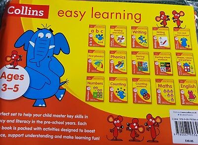 collins easy learning 3-5