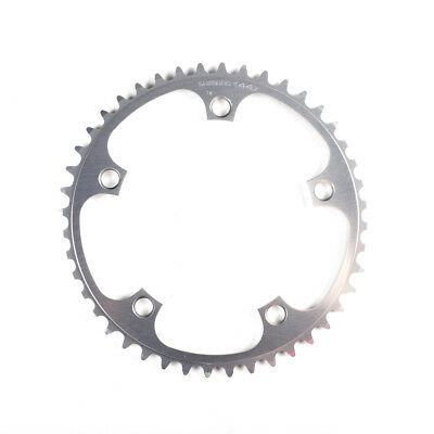 Shimano 44T Chainring 130mm BCD Silver