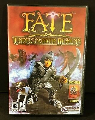 fate undiscovered realms free