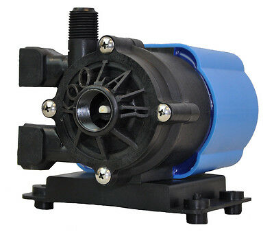 KoolAir Pump PM500-230 Replaces March LC-3CP-MD 230v Boat AC Coolant RUNS DRY!
