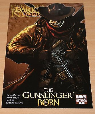 Stephen King Dark Tower: Gunslinger Born #3 (1:25 Variant / Movie / NM / 2007)