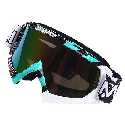 Adult Sport Eyewear Dirt Bike Motocross ATV MX Off-Road Goggles Glasses POSSBAY
