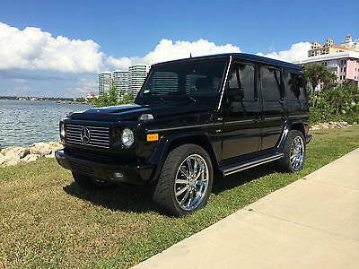 2002 Mercedes-Benz G-Class  2002 G500 Mercedes Mint Condition, 62k miles  *PRICE LOWERED**