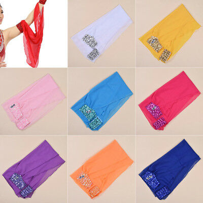 1 Pc Belly Dancing Arm Accessories Sequined Arm Sleeves Wrist Sleeve Armband