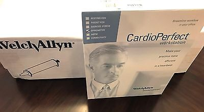 Welch Allyn CardioPerfect Spirometer Kit With Calibration Syringe SPIRO-S _NEW