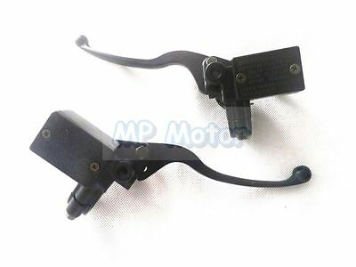 Pair of Master Cylinder Brake Lever GY6 139QMB 50-150 SCOOTER PARTS