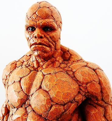 Sideshow Marvel Fantastic 4 The Thing 1/4 Scale Maquette Statue Figure Bust Ap