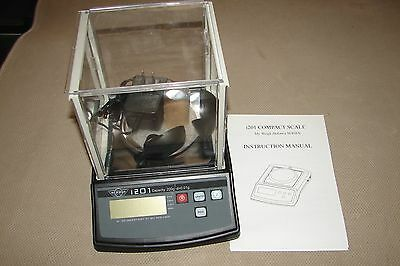 My Weigh Ibalance 201 Table Top Precision Digital Scale