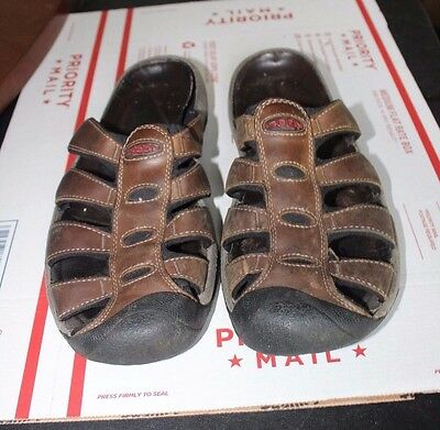 Keen Men's Leather Sandals  Size U.s 10.5 / Euro 44