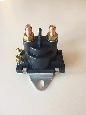 Mercruiser Solenoid Tilt/Trim Replacement 12v Isolated Base