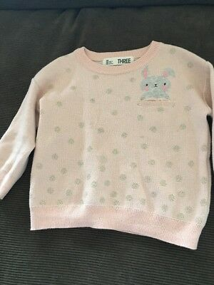 Cotton On Jumper Size 3