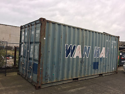 Shipping Container 20ft Cargo Grade Pick Up in Oakleigh South VIC 3167