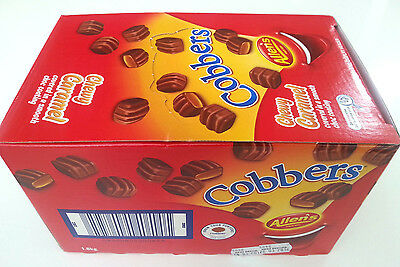 Allen Cobbers Chocolate Coated Caramels 1.8 kg