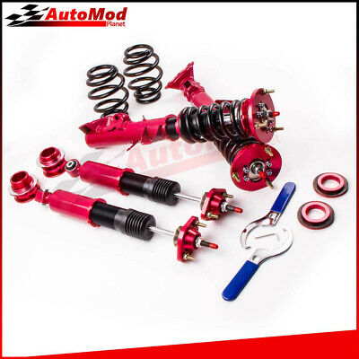 24Level Coilovers Spring Shock for BMW E36 M3 3Series 318i 323i 325i 328is 90-99