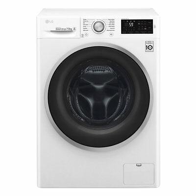 NEW LG WD1475NCW 7.5kg Front Load Washing Machine