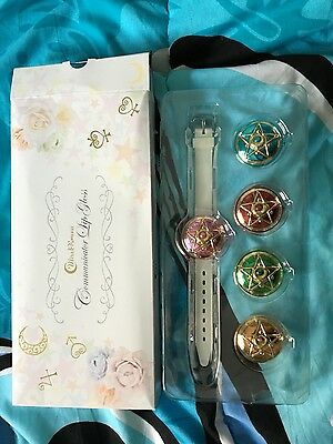 sailor moon miracle romance communicator lip gloss set USA seller
