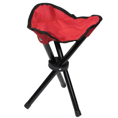 New Fashion Triangle Folding Stool Alloy Convenient Outdoor Fishing Stool