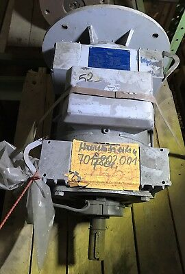 HOUSE ROOSTER ZIEHL-ABEGG LIFT MOTOR - IMB5 - no. 95500449/3 Type VFD132.15-4