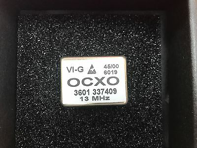OCXO Vectron 13MHz High Stability Oven Oscillator. New old Stock.