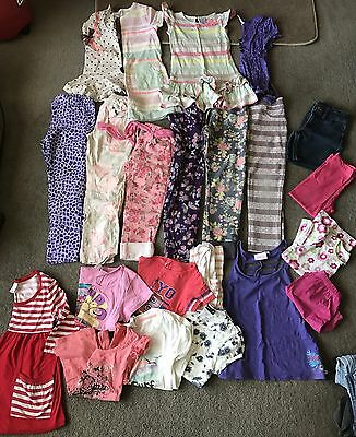 Girls Size 7 Bulk Set Includes 22 Items