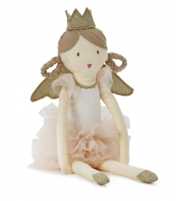 BRAND NEW Nana Huchy - Blosson The Fairy Princess Childrens Doll