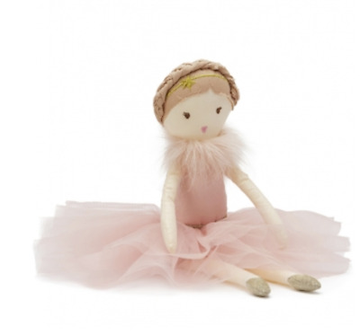 BRAND NEW Nana Huchy - Miss Roset Doll Peach