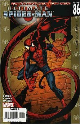 Ultimate SpiderMan #86 - VF