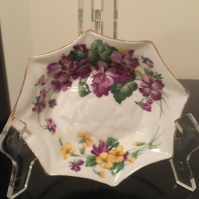 Royal Standard Lavendar lady Pin Dish/Nut Dish