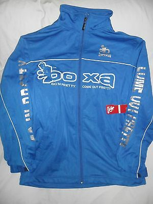 Boxing: Boxa tracksuit NEW Blue Jacket & Pants Size XXL Anthony Mundine MMA UFC