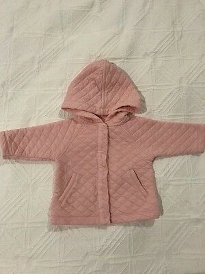 Country Road Quilted Baby Coat