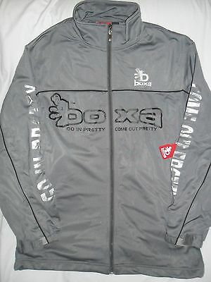 Boxing: Boxa tracksuit NEW Grey Jacket & Pants Size XXL Anthony Mundine MMA UFC