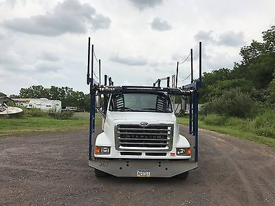 2007 sterling car hauler 9-10 car carrier