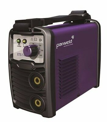 PARWELD XTS 142 MMA Arc Welding Inverter 140 AMP 230v with TIG Function