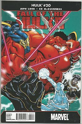 Hulk #20 : Marvel Comics : April 2010