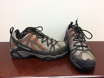 Mens Columbia Fire Lane Hiking Shoes Size 8.5