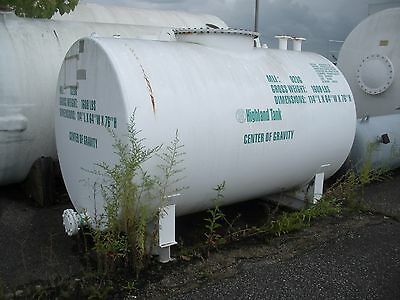 Highland Storage Tank 1500Ag-Sw , 1500 Gallon