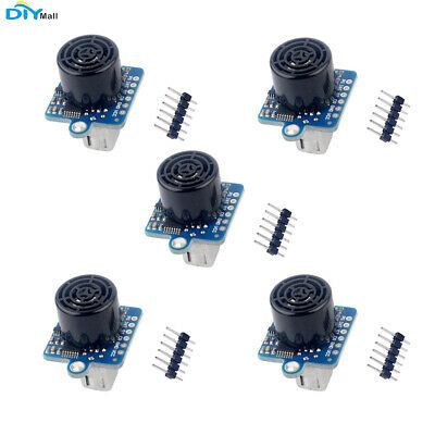 5Pcs GY-US42 Flight Control Ultrasonic Range Module for Pixhawk Arduino 3-5V IIC