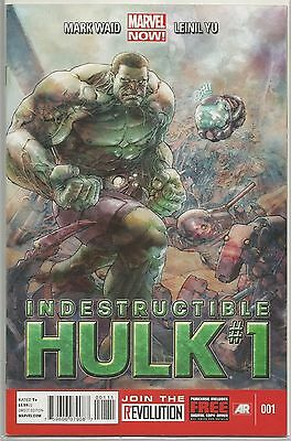 Indestructible Hulk #1 : Marvel Comics