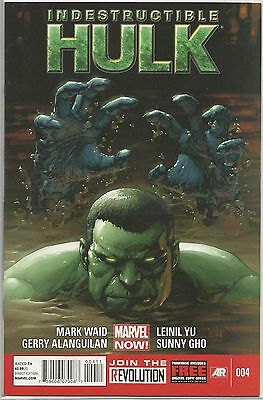 Indestructible Hulk #4 : Marvel Comics