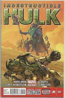 Indestructible Hulk #5 : Marvel Comics